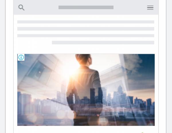 פיננסים- מודעת גוגל מדיה- נייד5